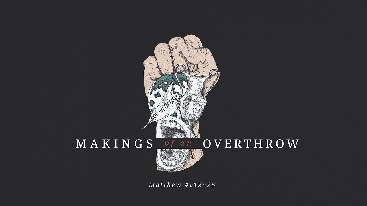 Makings Of An Overthrow Pt4 | Turning the World Upside Down Cover Image