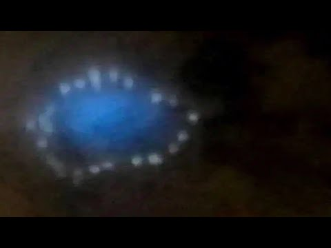 Bizarre Blue Lights Appearing in the Skies Across the World