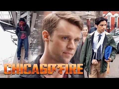 Firehouse Escorts Him To His Graduation   Chicago Fire