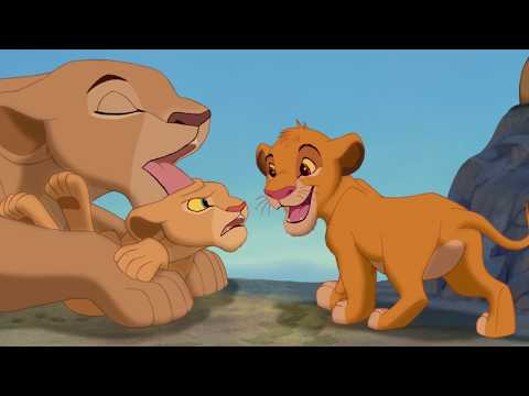 The Lion King    Best Scene Part 3    [HD] Quality