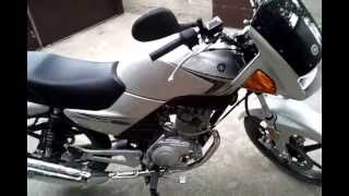 Обзор мотоцикла Yamaha ybr 125 (после обкатки)(Обзор мотоцикла №2., 2013-06-16T14:25:51.000Z)