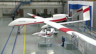 О важности развития в России производства беспилотников говорили в Москве.