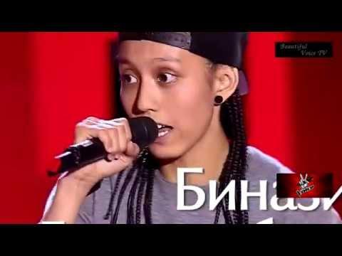 Benazir.'Billionaire'(Travie McCoy & Bruno Mars).The Voice Russia 2015.