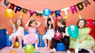 Kids/Toddler Party Music - Музыка для детских праздников