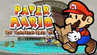 El poder del mapa mágico/Paper Mario: La Puerta Milenaria #3