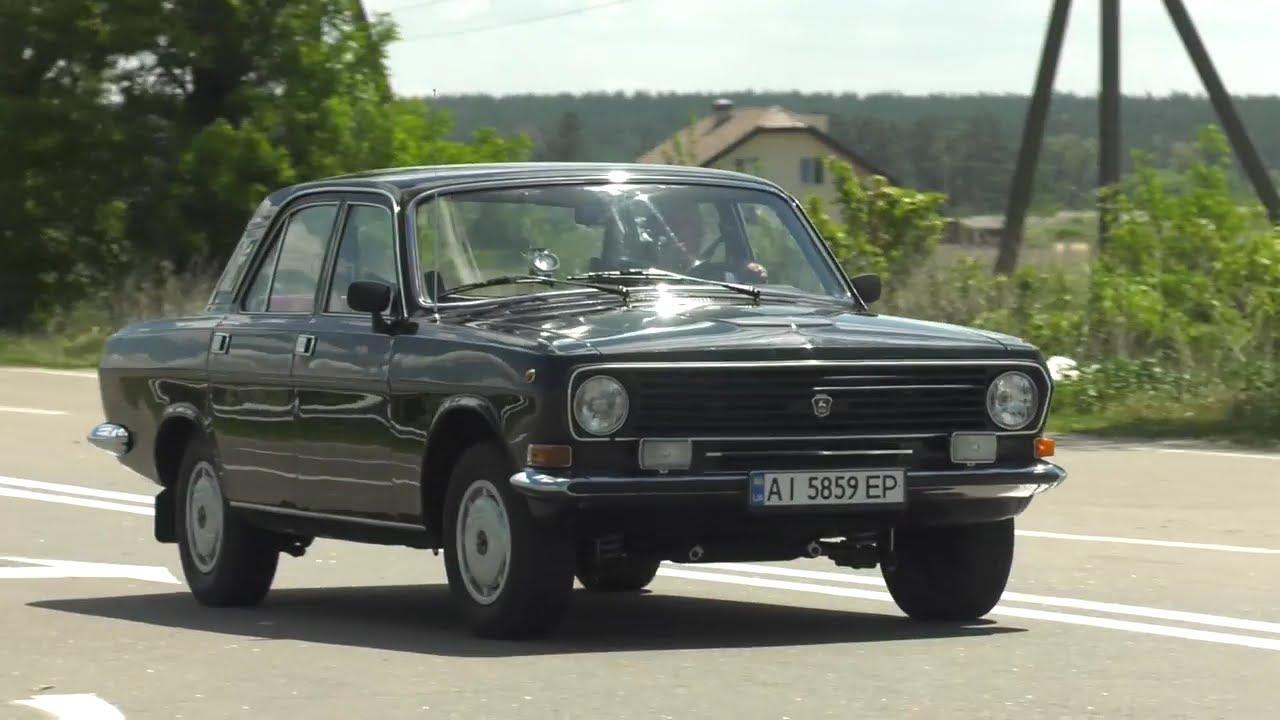 Волга ГАЗ 24-10 с пробегом 15 000км. Очередная гаражная ...