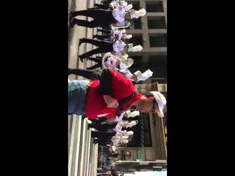 Veterans Day Parade in NYC  November 11, 2014