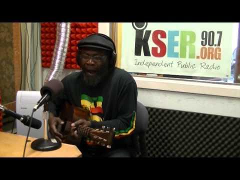 KSER FM Clinton Fearon - Come by yah
