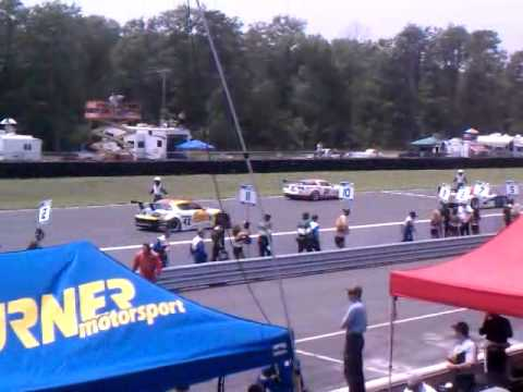 New jersey motor sports park grand am race 7-24-11