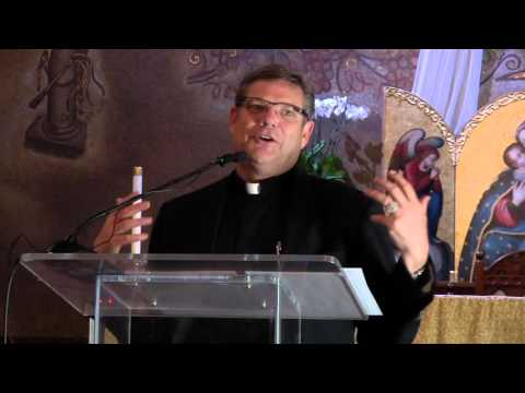 Msgr.  Craig Harrison, How to overcome Guilt.