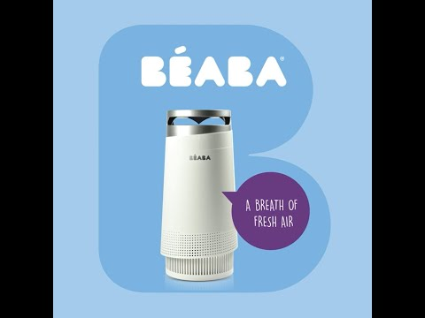 BEABA Air Purifier 1 Minute Challenge!