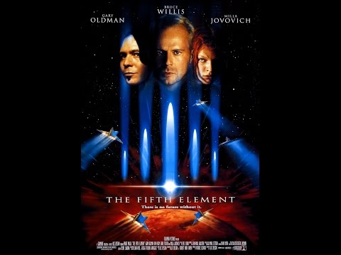 The Fifth Element Piano Suite