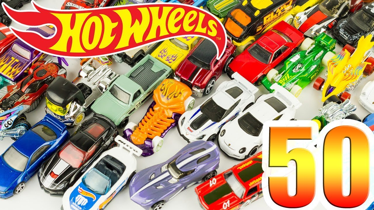 Hotwheels Juguetes Wheels Carros Diecast Hot Toys For Kids Pack Opening 50 Cars Unboxing uTOkXPZi
