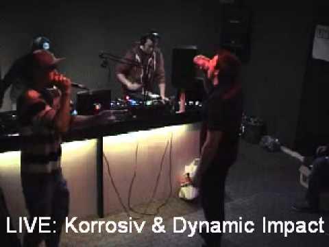 Korrosiv & Dynamic Impact (Shotta.tv) THE USZ TAKEOVER