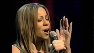 Скачать Mariah Carey Butterfly Live On Letterman 1997