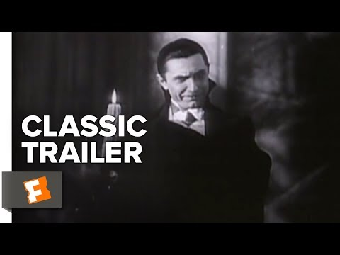 Dracula (1931) Official Trailer #1 - Bela Lugosi Movie