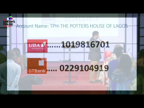 The Potter S House Of Lagos Fast Track Service 24th February 2019