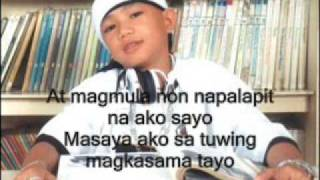 Repeat youtube video Kahit Bata Pa Ako w/ Lyrics - Aikee