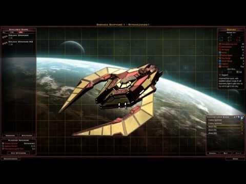 IU Tutorial Galactic Civilizations 3 Basic Shipyard Management 101 |