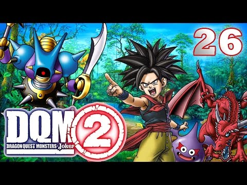 Dragon Quest Monsters Joker 2 - Episode 26 : L'Incarnus | Let's Play