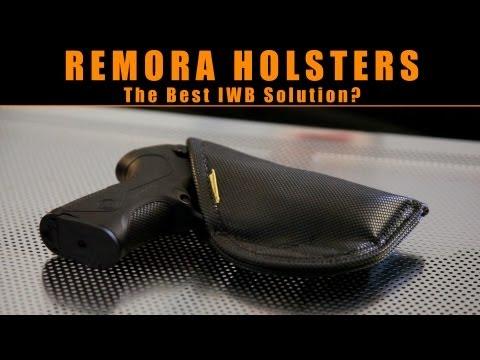 REMORA: World's Best IWB Holster?
