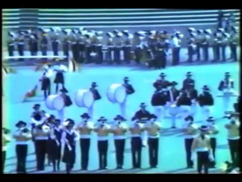 1980 UR Band Day -- Highland Springs High School Marching Band