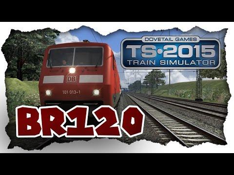 Train Simulator 2015 [HD+] #01 Regional Express mit der BR120EL von vR auf der Stecke IKB V3