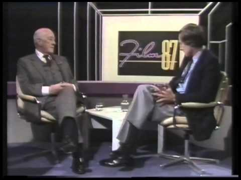Barry Norman talks to Alec Guinness