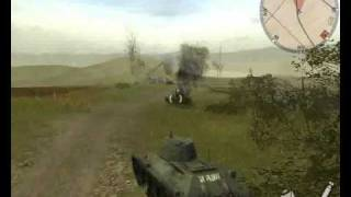 Panzer Elite Action-FIELDS OF GLORY and DUNES OF WAR MULTIPLAYER!