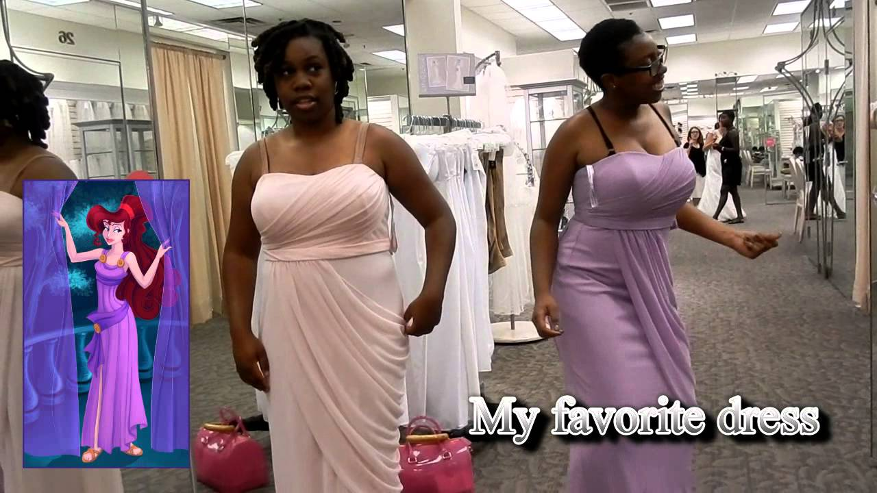 Dress shopping for bridesmaids and maid of honor dresses at davids dress shopping for bridesmaids and maid of honor dresses at davids bridal youtube ombrellifo Images