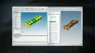 Реклама нового модуля интеграции ESPRIT - КОМПАС-3D