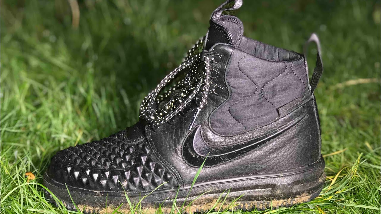 new arrival e4554 9a852 Nike Lunar Force 1 Duckboot  17 - THE ON-FOOT SNEAKER LOOK WITH SJ