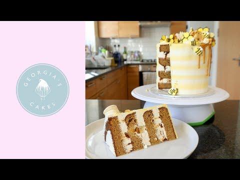 The Best Honey Cake Ever! | Georgia's Cakes