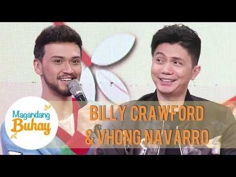 Billy and Vhong share their past arguments | Magandang Buhay