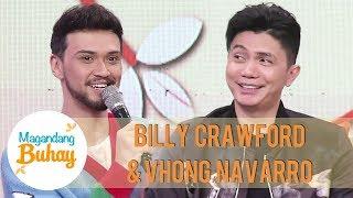 Billy and Vhong's past arguments | Magandang Buhay