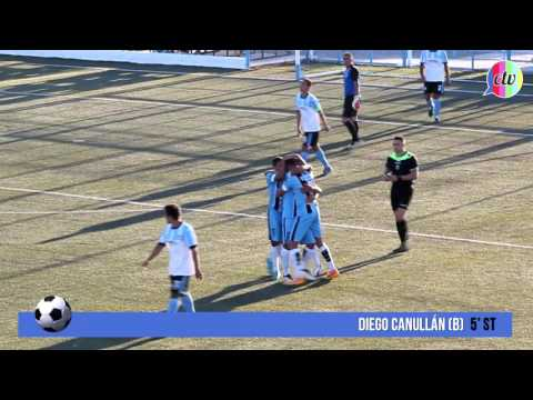 Federal C: La Amistad 3 - 2 Belgrano Los Menucos