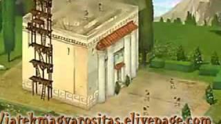 Heroes of Hellas 2 Olympia (Hellász Hősei 2-Olympia) Match3,Puzzle game-angol-magyar nyelvű