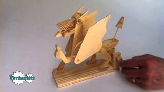 Timberkits Dragon