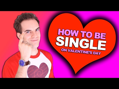 How to be single on Valentines Day YIAY #312
