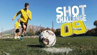 09 Shot Challenge | 3 Penalties, 3 Free Kicks, 3 Volleys |Wolf & Weigl vs. Dahoud & Philipp