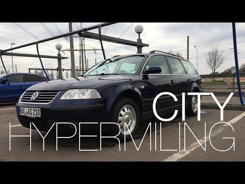 Wie kann man in der Stadt Sprit sparen?
