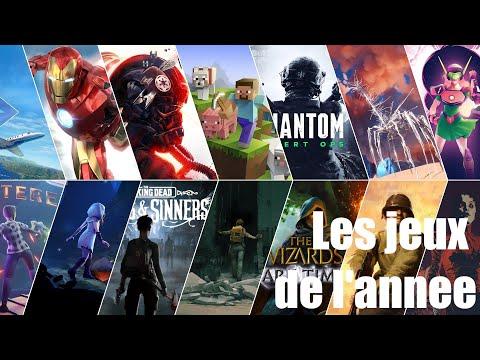 Les meilleurs jeux VR de l'année 2020 !