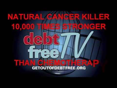 NATURAL CANCER KILLER 10,000 TIMES STRONGER THAN CHEMOTHERAPY