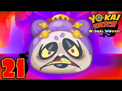 Yo-Kai Watch Wibble Wobble - Part 21 - Springdale and Unpleasant
