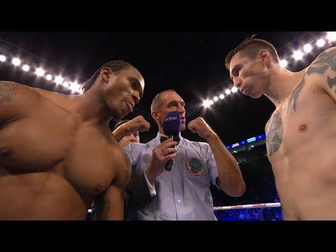 Full Fight: Anthony