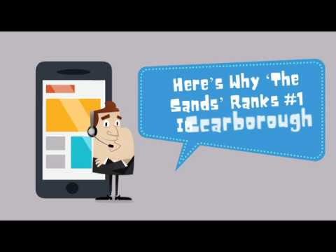 Here's Why 'The Sands' Ranks #1 In Scarborough - 🚀 Boostly