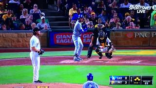 Gonzo comes up a bit short on Grand Slam