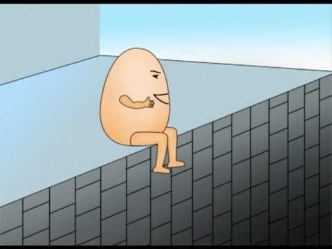 Humpty Dumpty Sat On The Wall | Animated Nursery Rhymes & Songs For  Kids