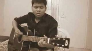 tum ho (rockstar )guitar cover by vivek singh.with guitar chords .