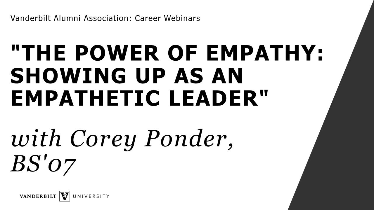 The Power of Empathy: Showing Up As An Empathetic Leader